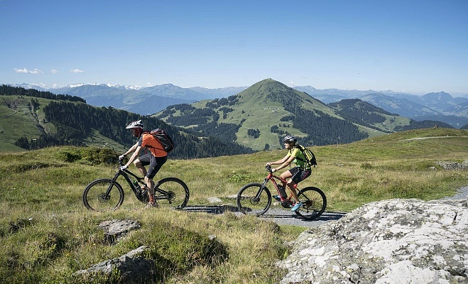 Mountainbike Wilder Kaiser